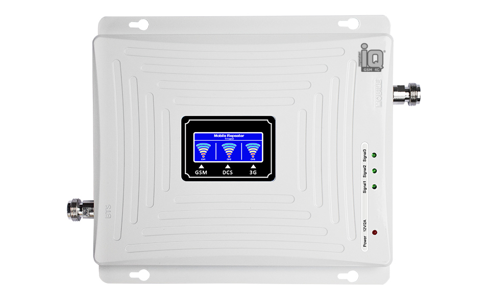 IQ TELECOM GSM 4G 1800mhz Tri-band